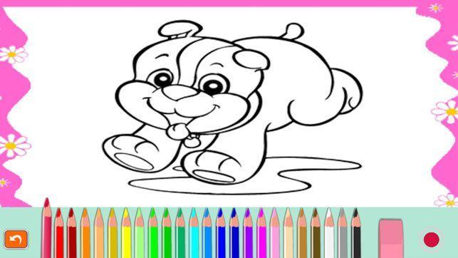 kartun mewarna terhebat buku mewarna kartun untuk kanak kanak di app store of senarai kartun mewarna
