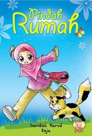 Buku Mewarna Kanak-kanak Terbaik Taman Permata Kak Yong Dan Buku