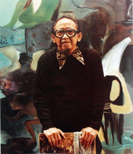 hendra gunawan pelukis wikipedia bahasa indonesia ensiklopedia bebas