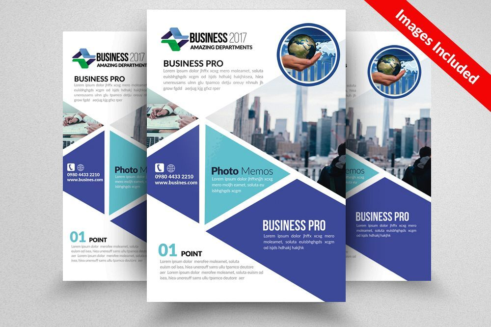 Business Poster Power Business Flyers Design Web Design Flyer Template Poster Templates 0d