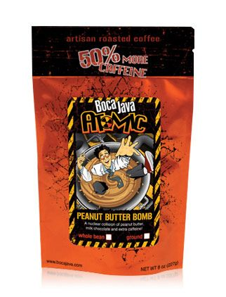 Coffee Poster Meletup Boca Java atomic Coffee Arrives at Safeway Not Your Average Cup Of