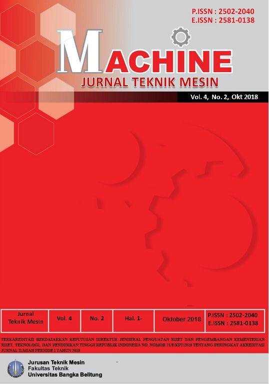 pengaruh material bearing terhadap konsumsi bahan bakar mobil hemat energi tarsius gv 1 machine jurnal teknik mesin