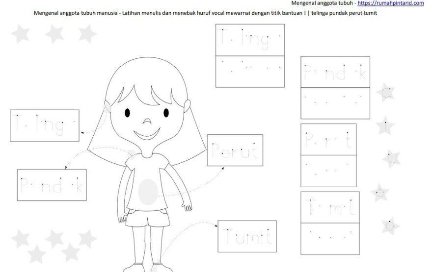 belajar membaca huruf vokal l2 telinga pundak perut tumit jpg