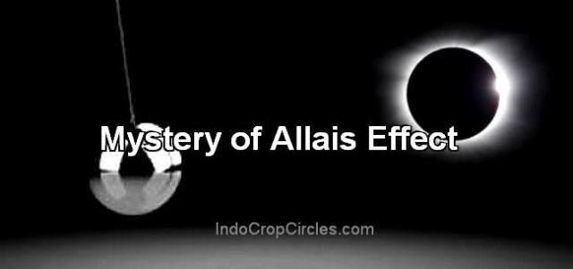 misteri allais effect teka teki terbesar dampak gerhana matahari