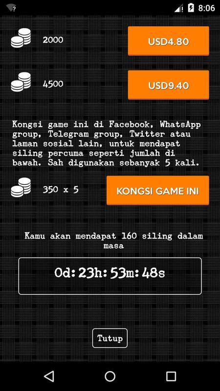 teka teki malaysia screenshot 4