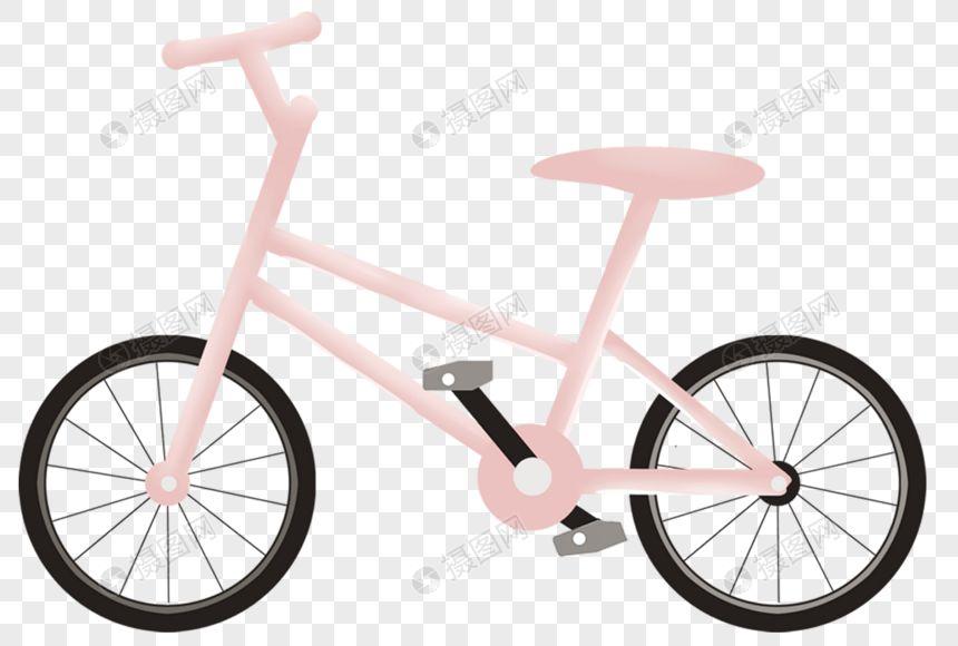 basikal pink