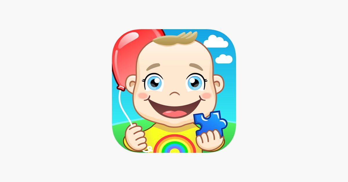 haiwan untuk kanak kanak teka teki tebak warna dan kad pemadanan permainan memori di app store
