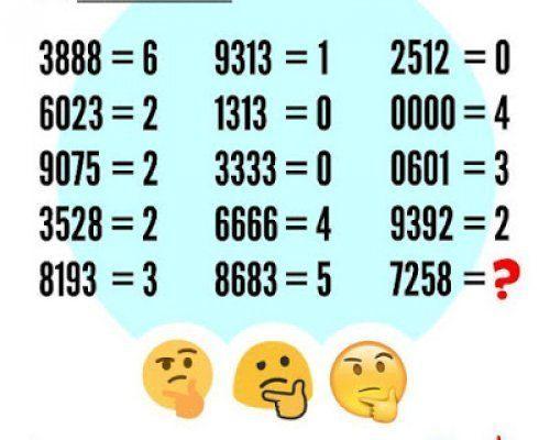contoh teka teki matematik bergambar dan jawapan yang meletup untuk ibubapa