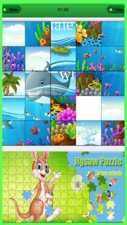 screenshot teka teki kartun hewan 3