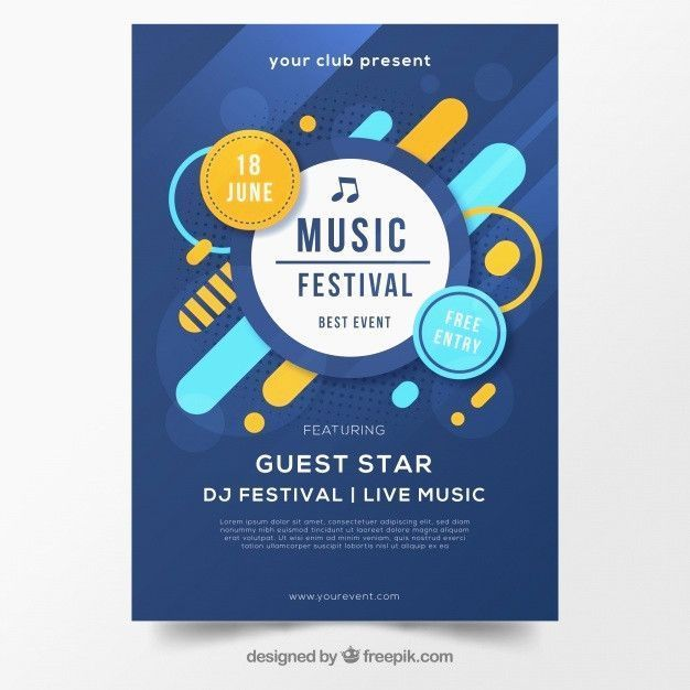 concert poster template music flyer templates flyers templates elegant poster templates 0d