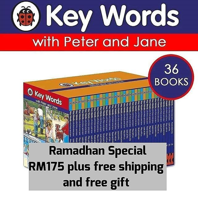 keywords with peter and jane its time for ramadhan special d you will