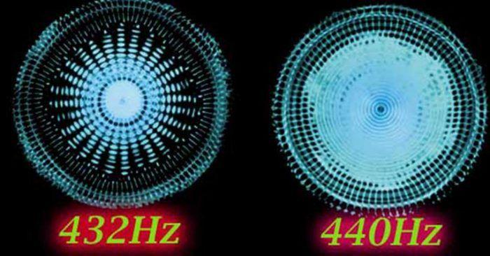 teka teki tala frekuensi 432 hertz dan 440 hertz 1