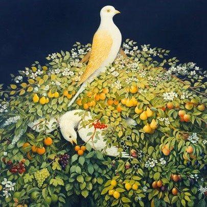 pada bagian akhir mantra 22 sang resi mengingatkan bahwa ada yang lebih manis lebih membahagiakan daripada manis asam pahit buah buahan di pohon dunia
