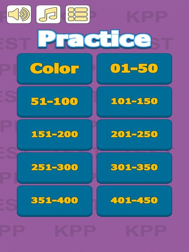 kpp test english on the app store