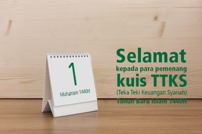 inilah 15 pemenang kuis ttks tahun baru islam nu online manulife