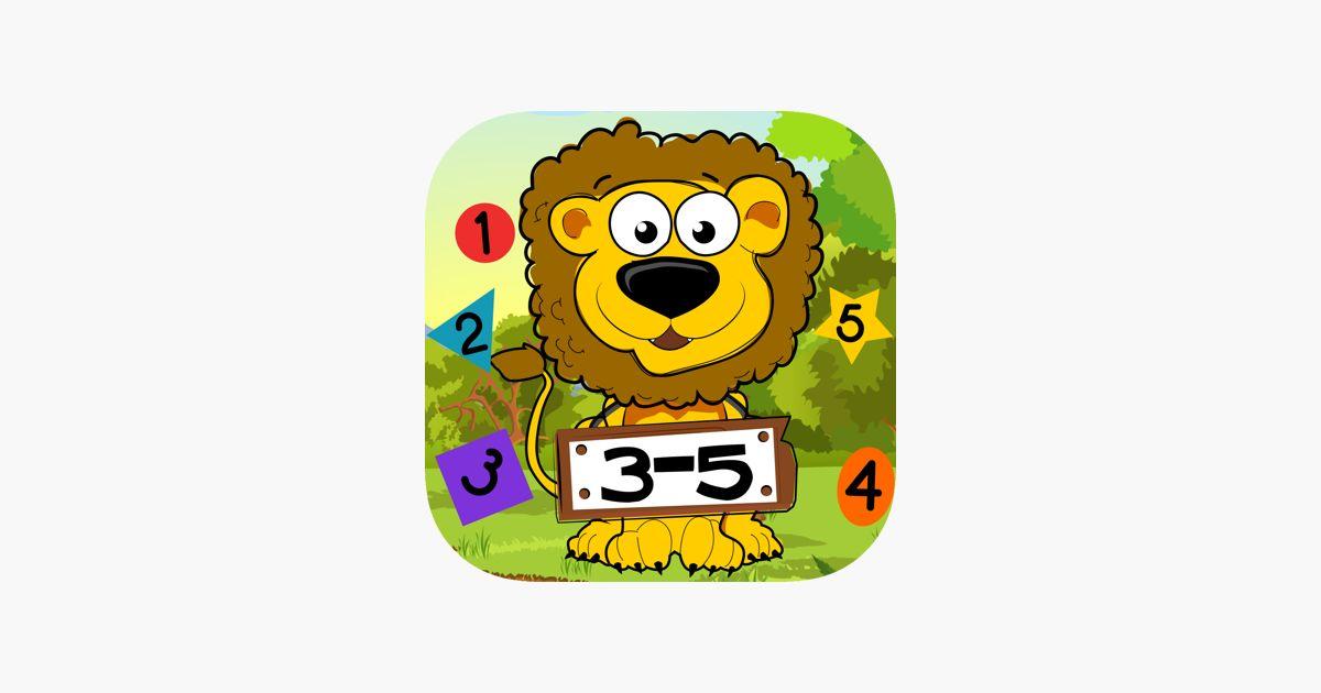 permainan pembelajaran untuk kanak kanak berumur 3 5 dengan haiwan permainan dan teka teki untuk tadika prasekolah sekolah rendah atau tadika dengan