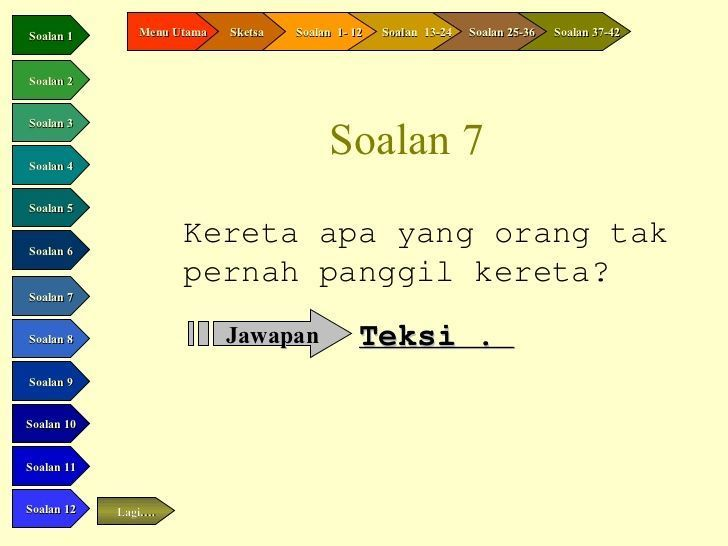 23 picture teka teki lawak malaysia brad picture contoh teka teki dan jawapan