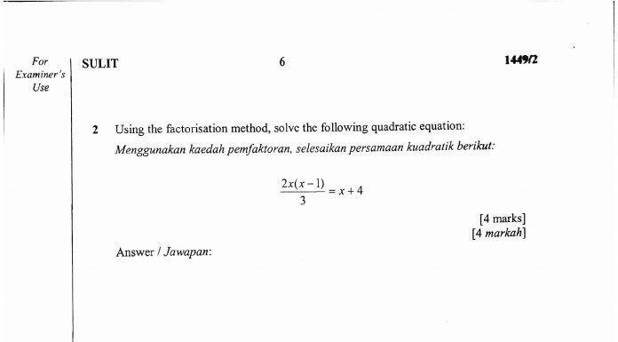 nota kimia tingkatan 4 yang hebat soalan percubaan spm 2017 matematik sbp berserta skema jawapan gambar contoh contoh teka silang kata dan