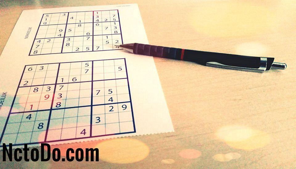 teka teki sudoku mudah dicetak mudah
