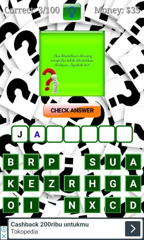 bermacam contoh teka teki indonesia lucu yang menarik untuk murid