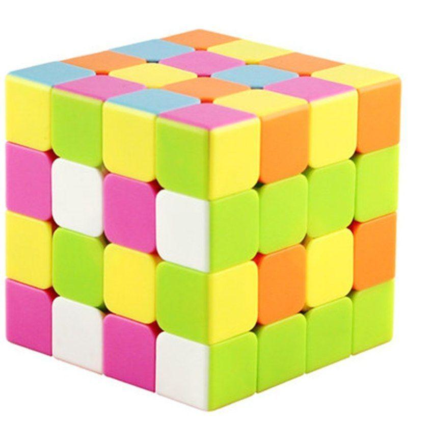 sihir kubus set cubos aneh bentuk magnet magnetic magic cube cubos magicos logika teka teki sihir