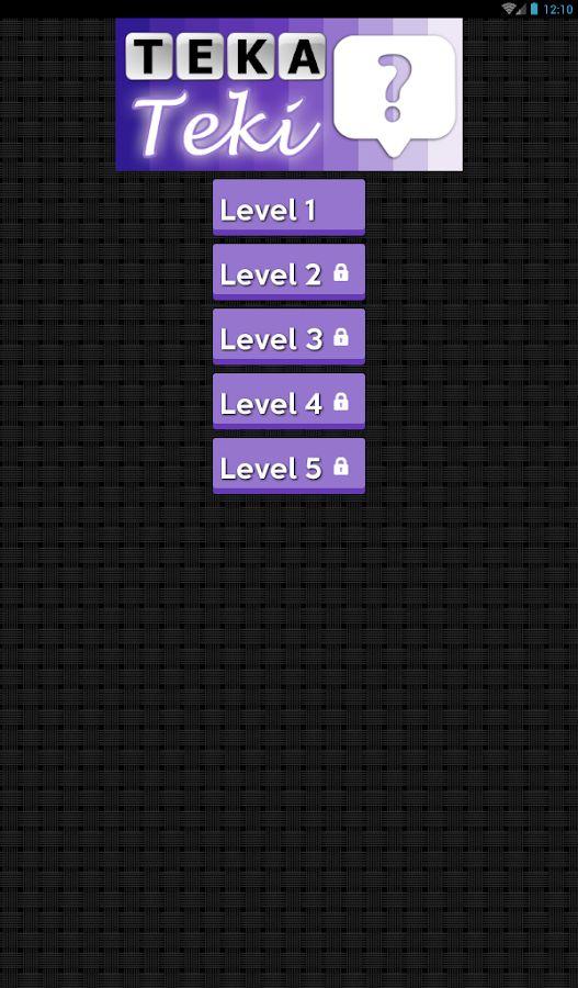 teka teki malaysia 1 0 4 screenshot 8