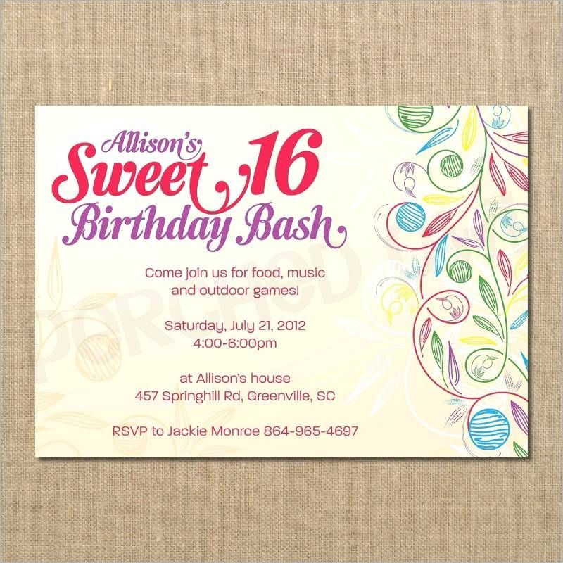birthday card with music paper cake template music flyer templates poster templates 0d