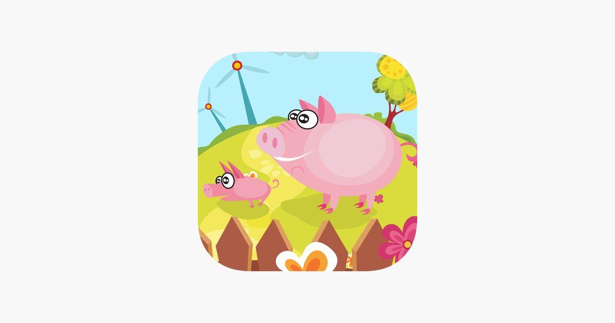 permainan untuk kanak kanak 2 5 umur tentang haiwan ladang di app store