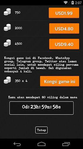 game teka teki free android app screenshot