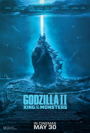 godzilla ii 3d king of the monsters