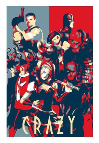 Deadpool 2 Poster Bermanfaat Deadpool 2 Wall Art Artist Linearman Postergully