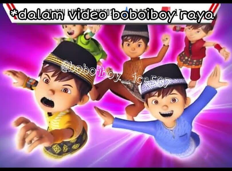 finest dalam video boboiboy raya air with boboiboy raya special