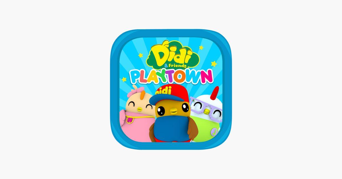 Didi and Friends Mewarna Meletup Aplikacja Didi Friends Playtown W App Store