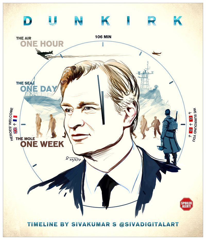 dunkirk poster baik he likes to keep things as simple as possible in the most complex