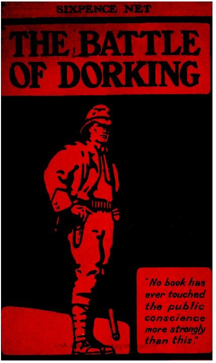 the battle of dorking by george chesney