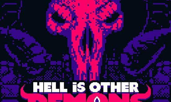 hell is other demons video game soundtrack out now via boss battle records