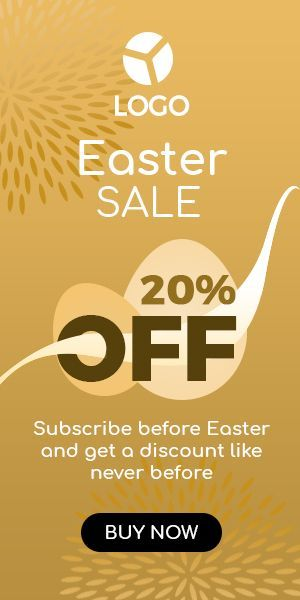 easter sale set 1 ad banners by thedreamerdesignsindia ad featureshtml5 css3 effectsvery easy to edit using googe web designer free softwa