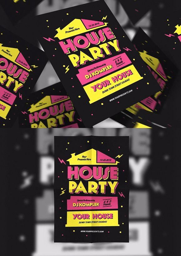 Example Of Poster Berguna Party Flyer Templates Example Poster Templates 0d Wallpapers 46