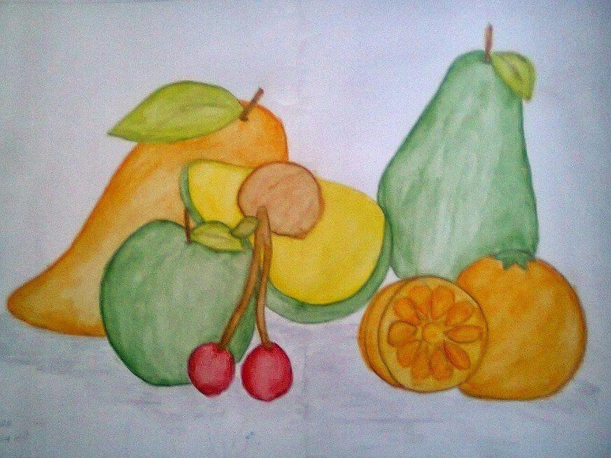 Gambar Buah-buahan Untuk Mewarna Baik Download Gambar Pertandingan Mewarna Yang Bermanfaat Dan Boleh Di