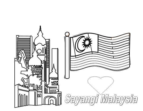 Gambar Jalur Gemilang Untuk Mewarna Menarik Dapatkan Bendera Sabah Mewarna Yang Hebat Dan Boleh Di Perolehi
