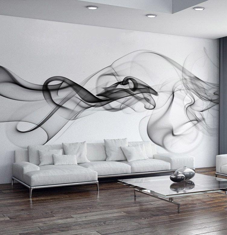 lukisan naruto 3d di kertas berguna a foto kustom wallpaper modern 3d dinding mural wallpaper hitam