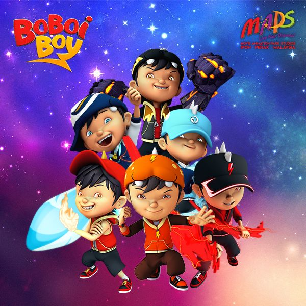boboiboy the movie 2016 wallpaper boboiboy ummihanie 600x600