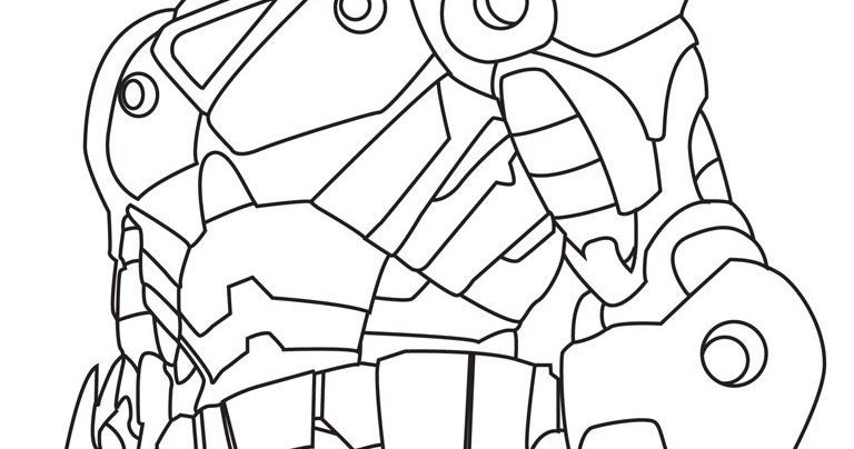 gambar kartun mewarna boboiboy penting iron man mewarnai q warna