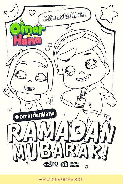 download cepat himpunan contoh gambar mewarna ana muslim yang