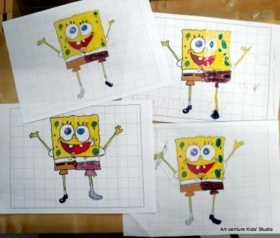 Gambar Mewarna Pemandangan Kampung Menarik Lukisan Kanak Kanak Art Venture Kids Studio
