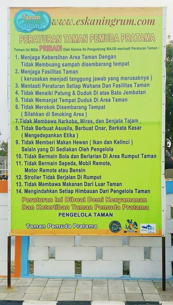 Gambar Poster Kebersihan Bermanfaat Bermain Di Taman Pemuda Pratama Taman Ramah Anak Di Kota Depok