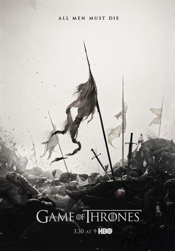 spectacular game of thrones posters