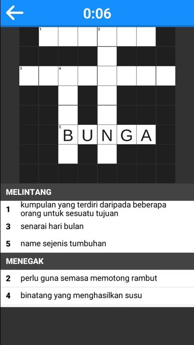 Game Teka Silang Kata Bernilai Jom Teka Teki 3 Silang Kata App Data Review Games Apps Rankings