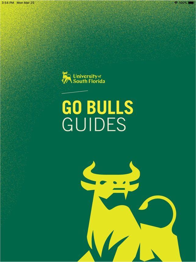 Go Green Poster Berguna Go Bulls Guides On the App Store