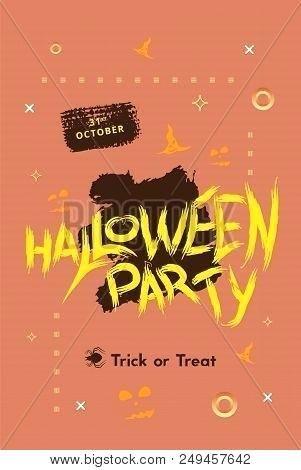 Halloween Poster Terbaik Halloween Banner Template Edunova Co